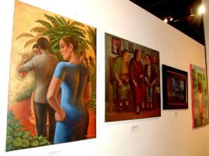 Exposición San Diego, CA.